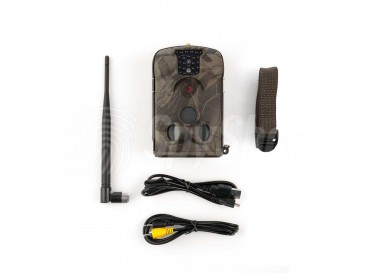 Photo trap LTL TV-5210MG for wildlife monitoring with a GSM module