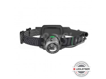 Waterproof head torch - Ledlenser MH10 for hunters and fishermen