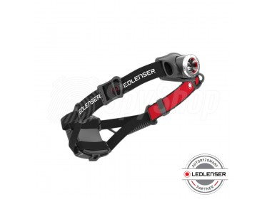 Ledlenser H7R.2 - professional LED head lamp for mountain clumbers