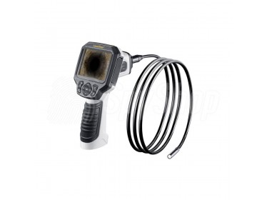 Endoscope camera VideoScope Laserliner Plus with 9mm lens and 1,5 ZOOM for inspection of hard-to-reach places