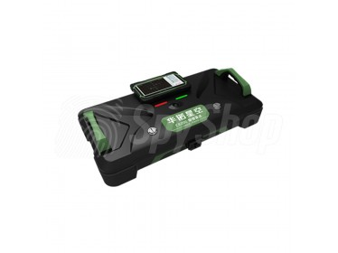 Wall radar scanner CE200 – tactical system for people detection behind thick barriers such as concrete, stone and wood