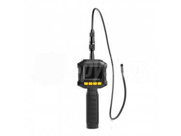 Borescope inspection camera GosCam GL8898 with LED illuminator and flexible inspection wire