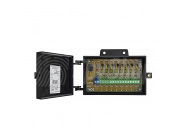 Fuse module Pulsar AWZ592 LBC8/8X1A/PTC dedicated to CCTV systems