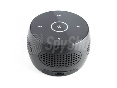 Micro Wifi camera PV-BT10I discreetly hidden in a wireless speaker