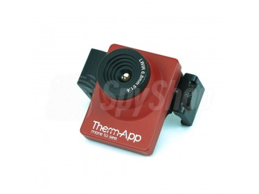 Android thermal camera - Therm-App for thermal imaging dedicated to a smartphone