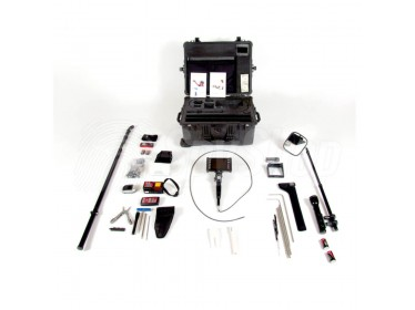 Contraband detection kit – CT-40 – professional tools for inspection of cars by measuring density in the hard-to-reach places