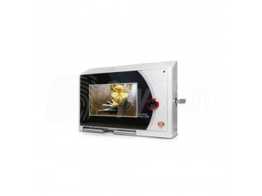 Breathalyzer machine for bars ABD with a police-grade sensor and multimedia LCD display