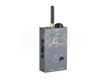 RF signal generator ST-121 – generation of wiretaps signals and magnetic fields of low frequency