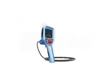 Flexible inspection camera Coantec ME with 6 mm probe and 100° visual angle with 360° rotation