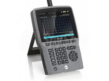 Hand held spectrum analyzer HSA-Q1 for detection of mobile phones, wiretaps and video cameras (1 MHz - 13.44 GHz bandwidth)