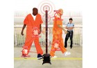 Ferrous metal detector SENTRYHOUND-PRO for weapons, cell phones and dangerous objects