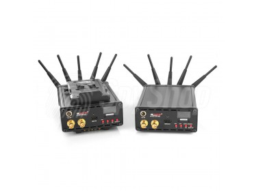 Wireless HDMI transmitter Camsat Black Link HD5 for Full HD image transmission with 120 m range and 5 GHz bandwidth