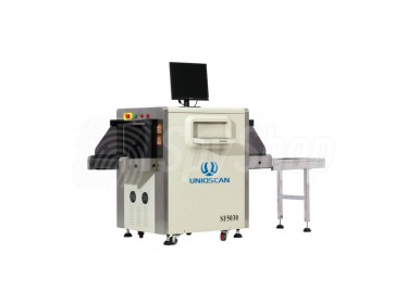 X-ray scanner - SF5030C for luggage investigation for providing security at the airports