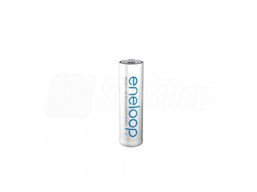 Eneloop AA 2000mAh rechargeable battery with long lifetime