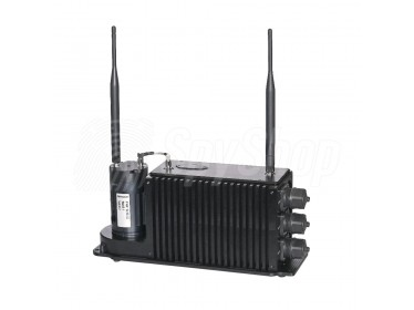 Video sender for wireless transmission  IP - CT-IP Mesh SDR 100 mW / 2W – image transmission from CCTV cameras