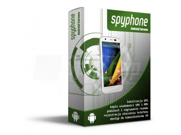 Smartphones spy software SpyPhone Extreme Lite – discreet phone surveillance 24/7