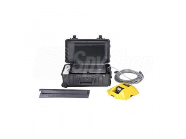 Undercarriage inspection system PUV-227 from Sas R&D