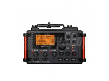 4 Track recorder Tascam DR-60DMK2 dedicated to DSLR cameras with remote control function