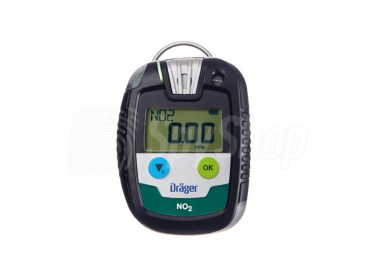 Multi gas detector Drager 8000 – portable device for identification of dangerous toxic gases