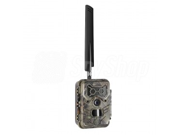 GSM trail camera Watcher W1-4G from WildGuarder with photo-video transmission
