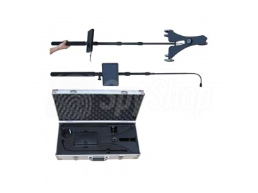 Under vehicle screening system Integra UV260 with wide angle of view for multi purposes