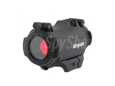 Advanced Aimpoint Micro H-2 collimator sight with Blaser mounting