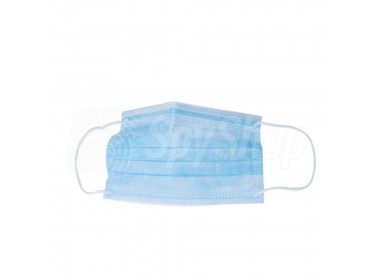 Disposable half mask – protection against COVID-19