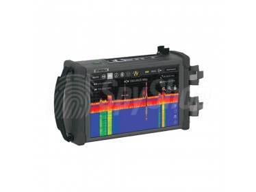 REI MESA portable spectrum analyzer with wide frequency band for RF signals detection