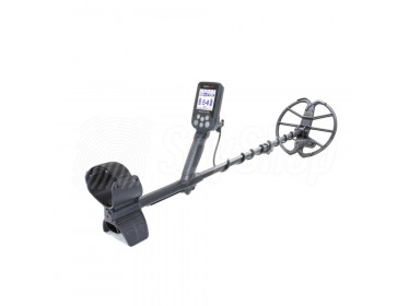 Nokta Simplex metal detector with 5 operation modes and modern design