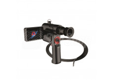 Snake inspection camera Coantec CP40 with 360° movable probe and SOS function