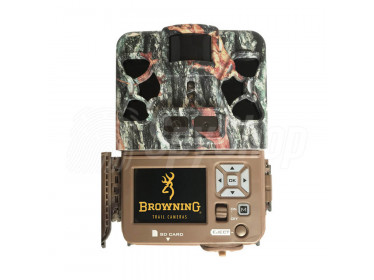 Wild view camera Browning Patriot with two lenses and quick response time
