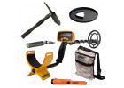 ULTIMATE Treasure hunting kit - Metal detectors / Ace 150 / Pro pointer AT / Shovel / Ledlenser K2 torch / Protective coil cover