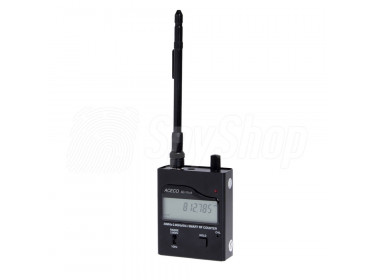 Aceco SC-1 Plus Detector of analogue and digital wiretaps and cell phones with LCD screen