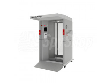 Disinfection chamber KD-19 Breeze B  - whole body disinfection (COVID-19)