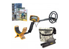 Garrett Ace 200i professional metal detector with 3 operation modes