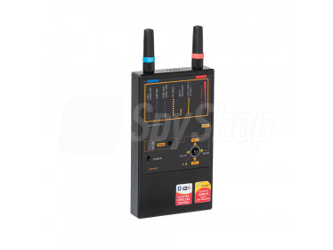 Multi-Channel Bug Detector Protect 1207i