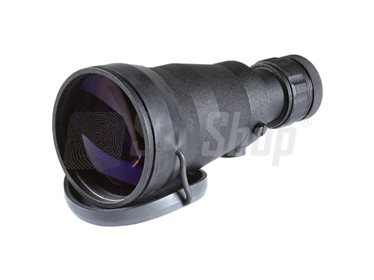 Objective with 8× magnification for Armasight Sirius +2 generation night vision device