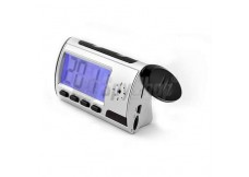 MDH-214 mini alarm clock spy camera