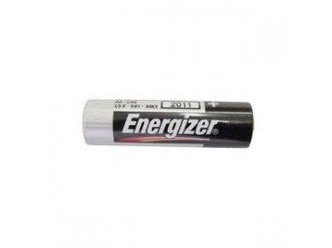 AAA standard battery for electric devices.