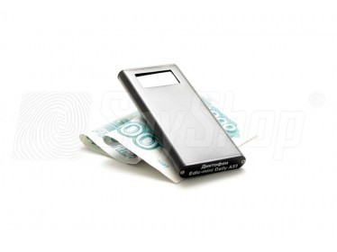 Professional voice recorder with OLED display - Edic mini LCD A53