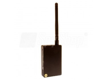 Audio video sender TB-2451 DUO with simple operation and long range