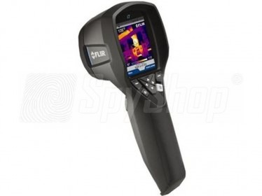 FLIR i3 - Thermographic camera for night inspections