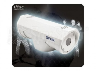 Thermal surveillance camera for shop monitoring - FLIR F