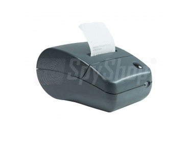 Thermal printer AP 860 with long operation time dedicated for breathalyzer Alco-Sensor IV