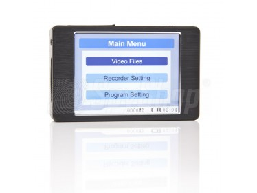Motion detection camera PV-500 Lite 3 with long operation time and LCD TFT display