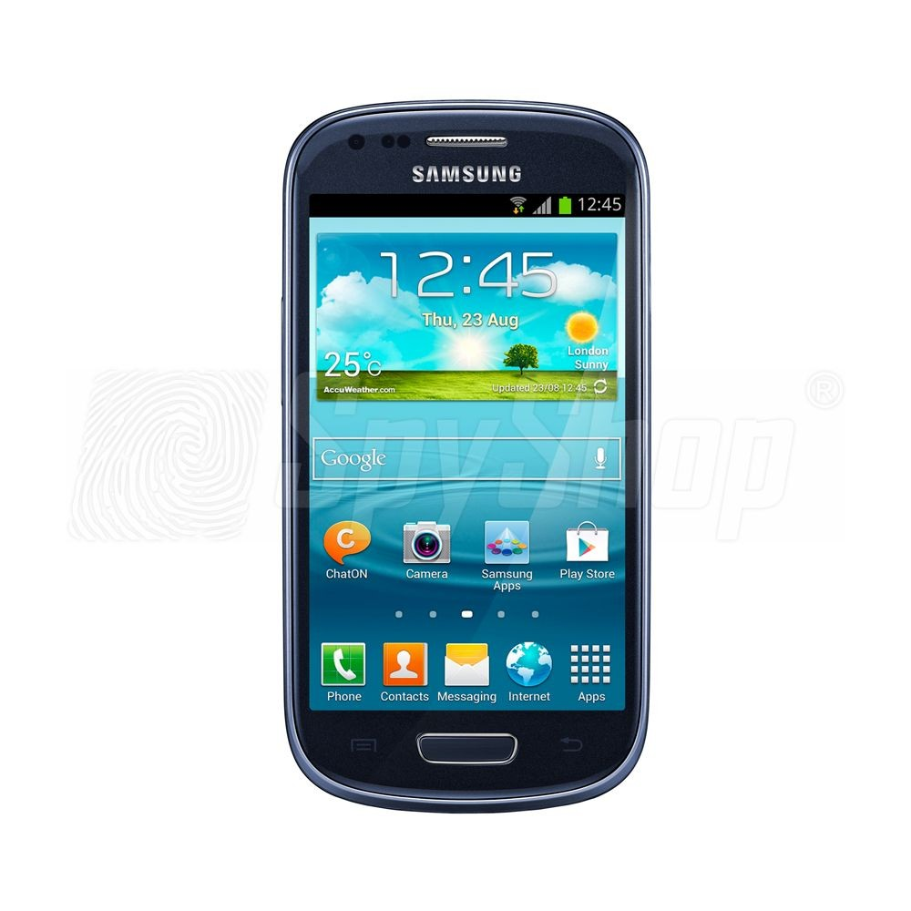 Samsung Galaxy S3 in the Test