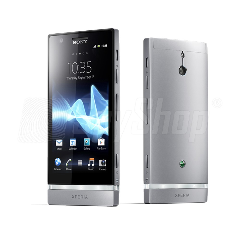 spyphone xperia x8