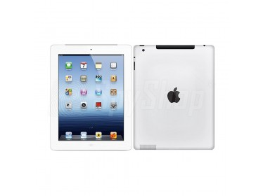 iPad 4 16GB tablet with SpyPhone Apple Recording Pro surveillance