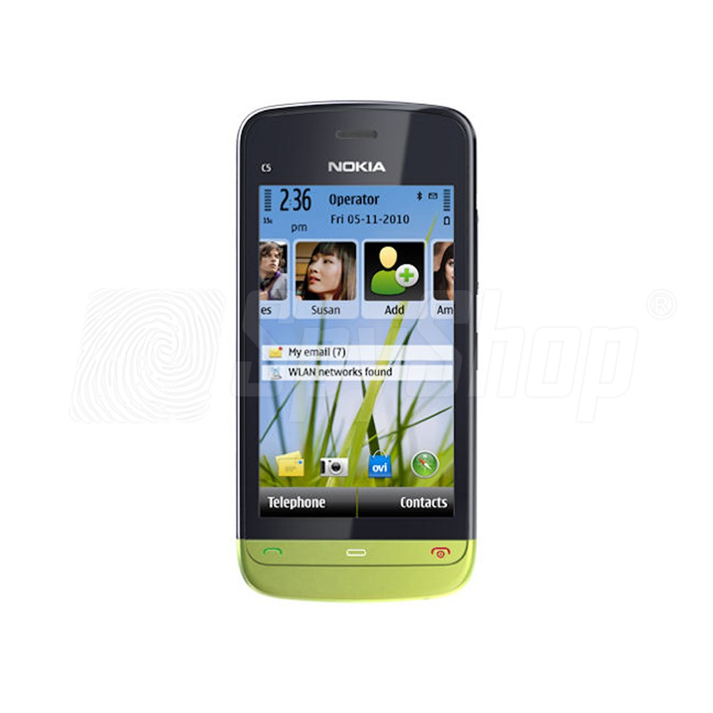 Gps phone tracker Nokia 5