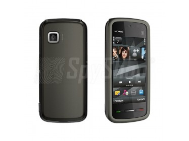 Nokia 5228 with SpyPhone 7in1 Pro surveillance and GPS tracking